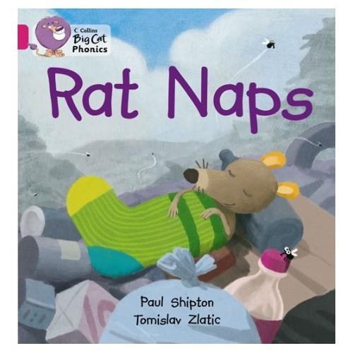 Rat Naps (Big Cat Phonics-1B Pink)