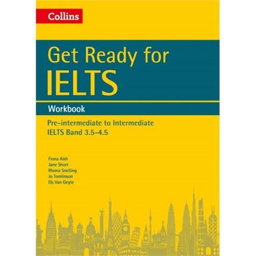 Get Ready For Ielts Workbook - Rhona Snelling