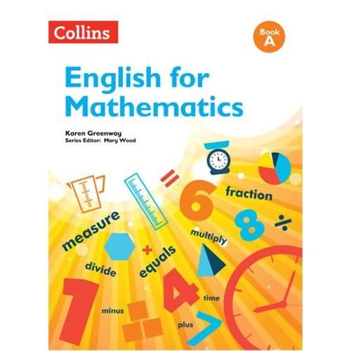 English For Mathematics Book A-Karen Greenway