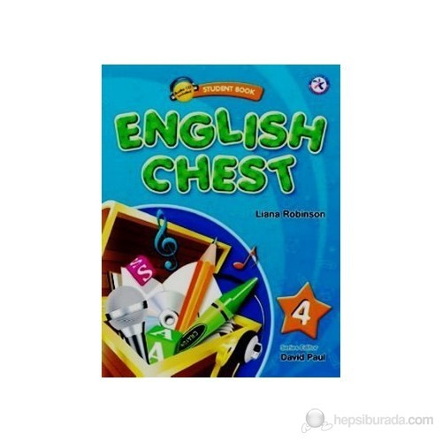 English Chest 4 Student Book + Cd
