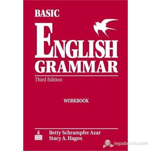 Pearson Basic English Grammar Third Edition Workbook