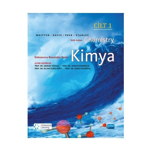 Kimya (Cilt 1)
