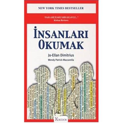 İnsanları Okumak - Jo Ellan Dimitrius