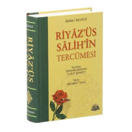 Riyazüs Salihin Tercümesi (Tek Cilt Küçük Boy – Şamua Kağıt)