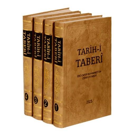 Tarihi Taberi Tercümesi (4 Cilt, Takım)