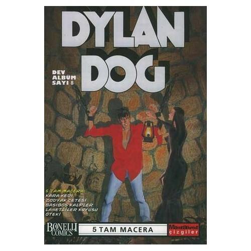 Dylan Dog Dev Albüm Sayı : 8
