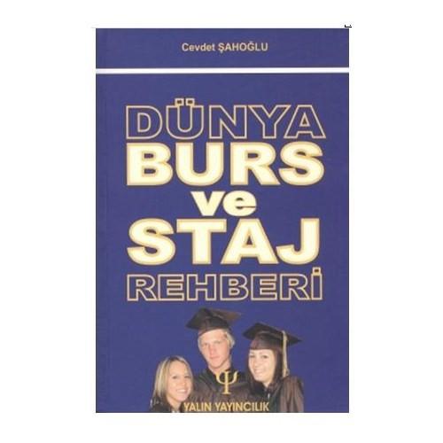 Dünya Burs Ve Staj Rehberi-Cevdet Şahoğlu