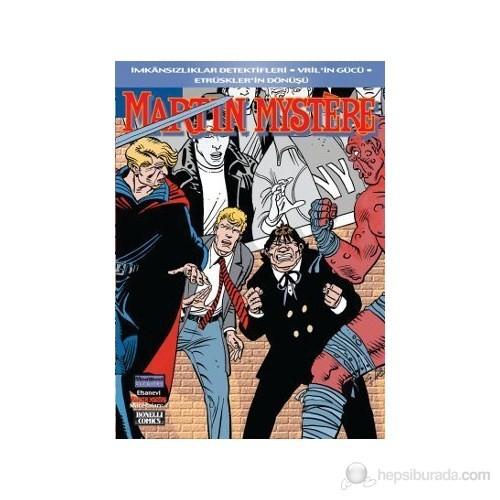 Efsanevi Martin Mystere - İmkansızlıklar Dedektifleri - Vril'in Gücü - Etrüskler'in Dönüşü