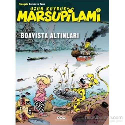 Boavista Altınları 8 – Uzun Kuyruk Marsupilami-Franquin Batem