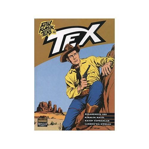 Altın Klasik Tex Sayı: 12-G. L. Bonelli