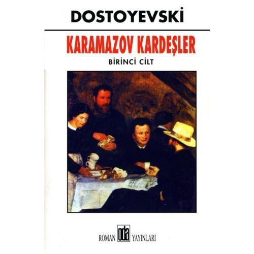 Karamazov Kardeşler (2 Cilt) - Fyodor Mihayloviç Dostoyevski