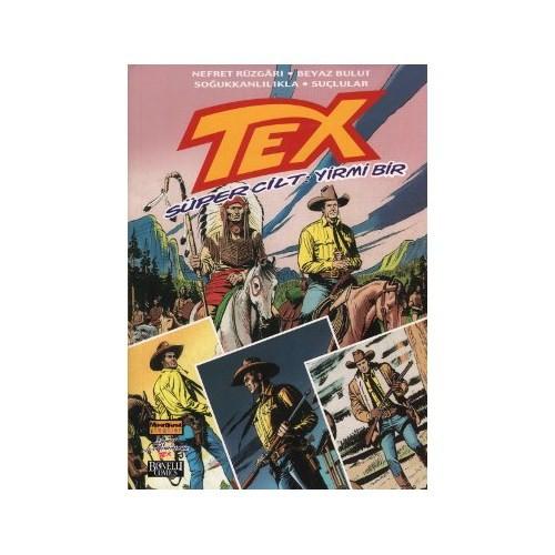 Tex Süper Cilt: 21