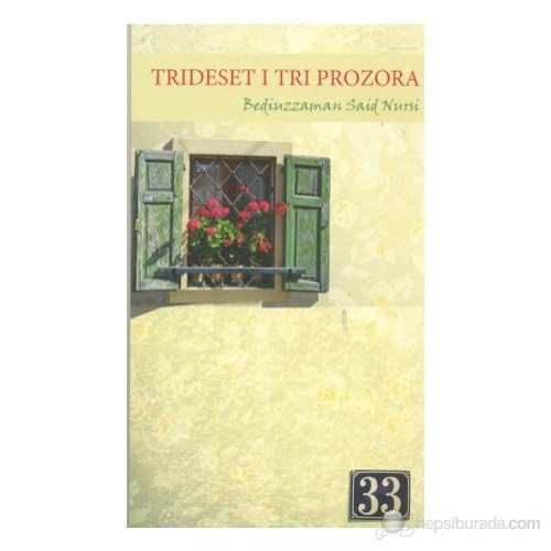 Trideset I Tri Prozora (Boşnakça)