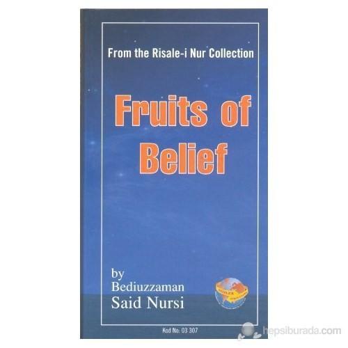 Fruits Of Belief (Cep Boy - İngilizce)