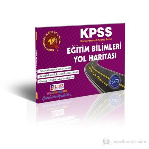 Lider KPSS Eğitim Bilimleri Yol Haritası