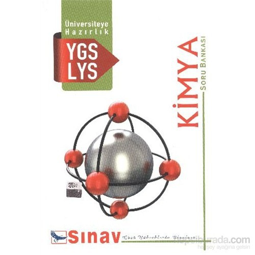 Sınav Ygs Lys Kimya Soru Bankası
