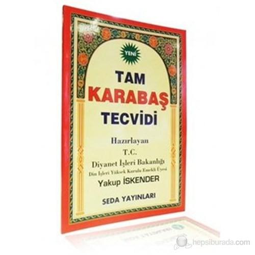 Tam Karabaş Tecvidi (Orta Boy, Kod: 051)-Yakup İskender