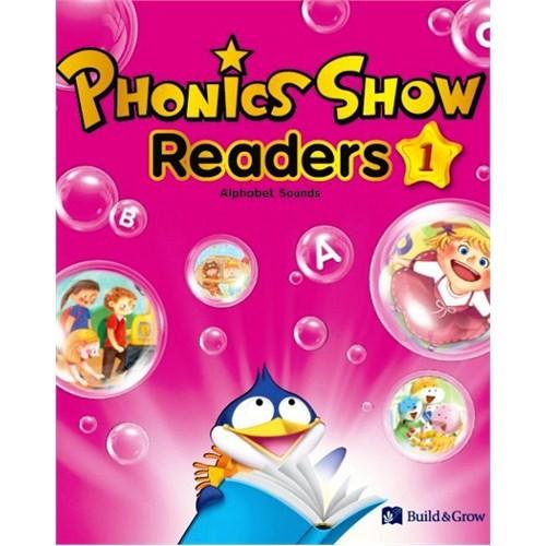 Phonics Show Readers 1 +CD - Shawn Despres