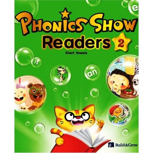 Phonics Show Readers 2 +CD