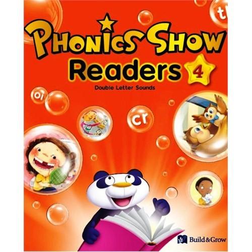 Phonics Show Readers 4 +CD