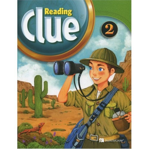 Reading Clue 2 with Workbook +CD