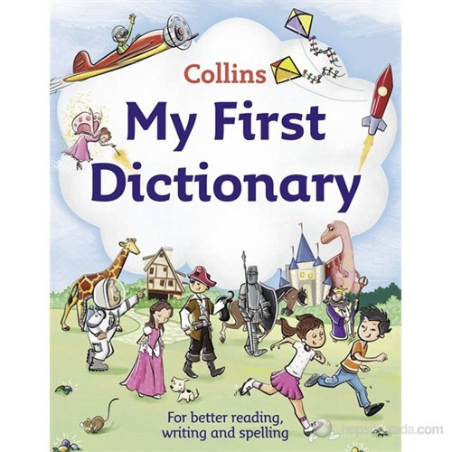 Collins My First Dictionary