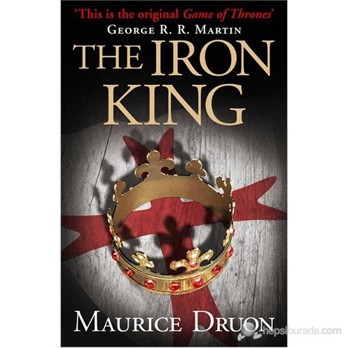 The Iron King-Maurice Druon