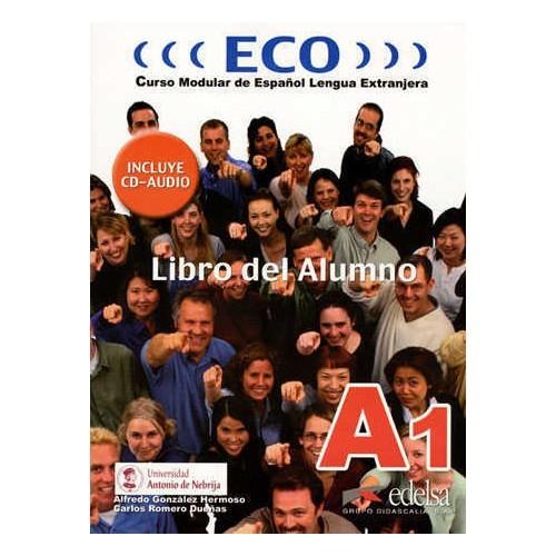 Edelsa Yayınları Eco A1 Libro Del Alumno+Cd Audio