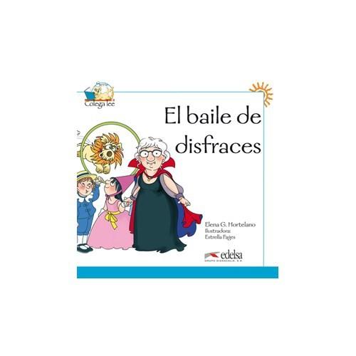Edelsa Yayınları El Baile De Disfraces