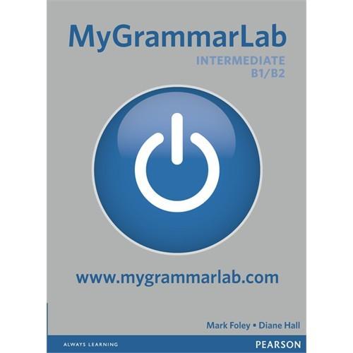 Pearson Yayınları My Grammar Lab İntermediate B1 - B2