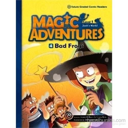Bad Frogs +CD (Magic Adventures 1)