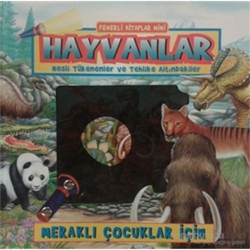 Fenerli Kitaplar Mini - Hayvanlar