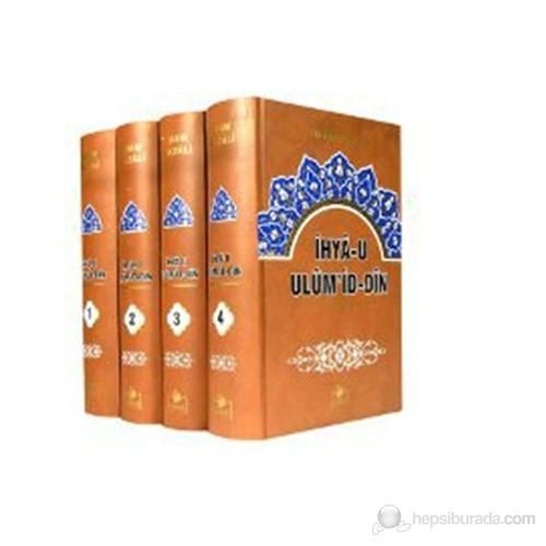 İhya-U Ulum'id-Din (4 Cilt Takım)