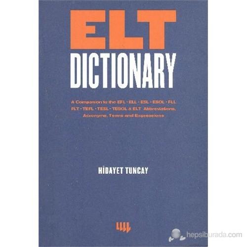 ELT Dictionary