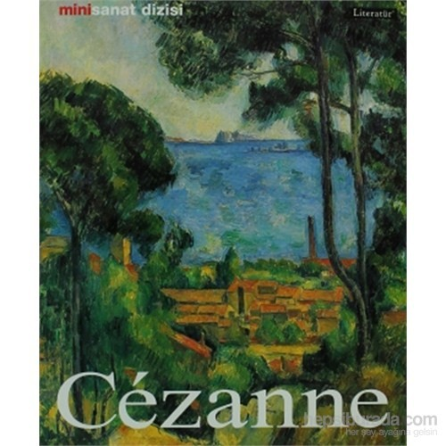 Paul Cezanne - Resimli