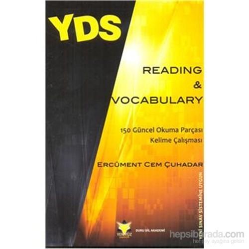 Yeniyüz Yds Reading & Vocabulary - Ercüment Cem Çuhadar