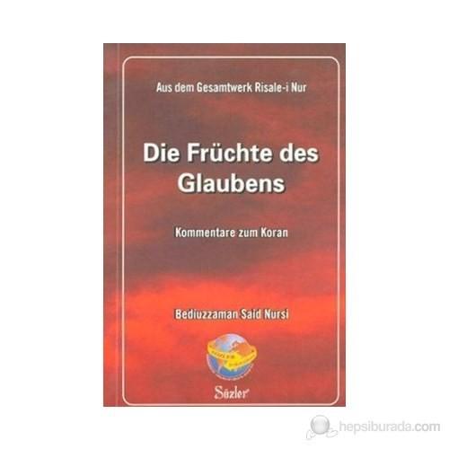 Die Früchte Des Glaubens (Almanca)