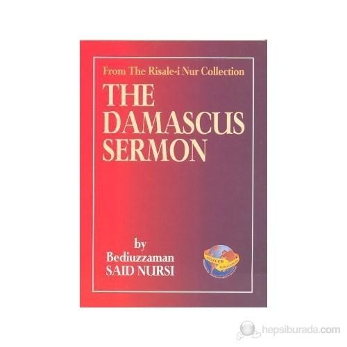 The Damascus Sermon