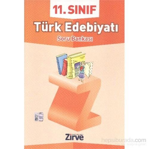 Zirve 11. Sınıf Türk Edebiyatı Soru Bankası