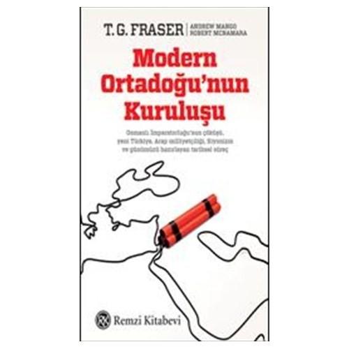 Modern Ortadoğu'Nun Kuruluşu-R. Mcnamara