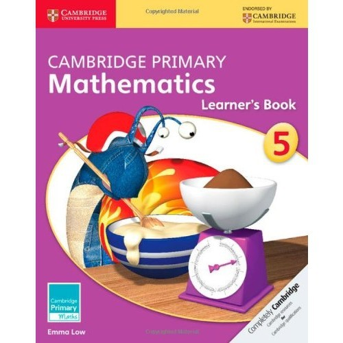 Cambridge Primary Mathematics Learners Book Stage 5