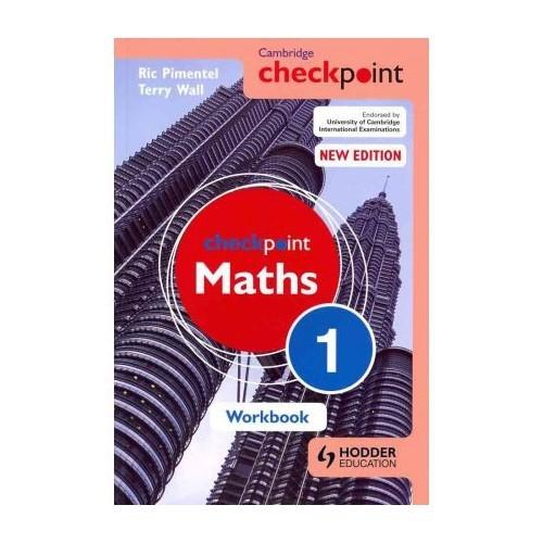 Farbe Yayınları Checkpoint Maths 1 Workbook
