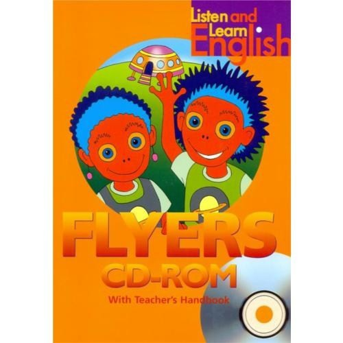 Listen And Learn English Flyers Cd-Rom