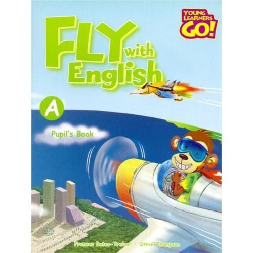 Fly With English Pupil's Book - A