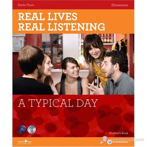 Real Lives, Real Listening: A Typical Day+CD A2-B1 Elementary
