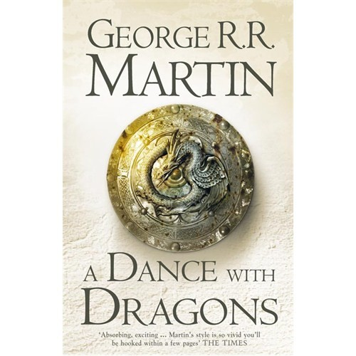 A Dance With Dragons (A Song of Ice & Fire, Book 5)