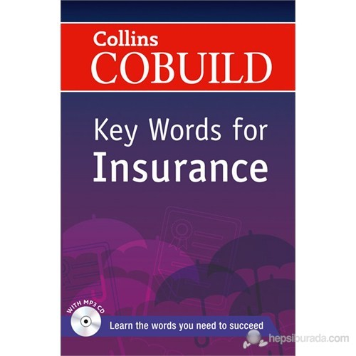 Collins Cobuild Key Words for Insurance +CD