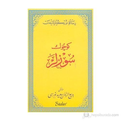 Küçük Sözler (Osmanlıca)