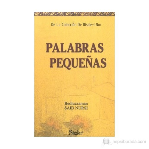 Küçük Sözler (İspanyolca)