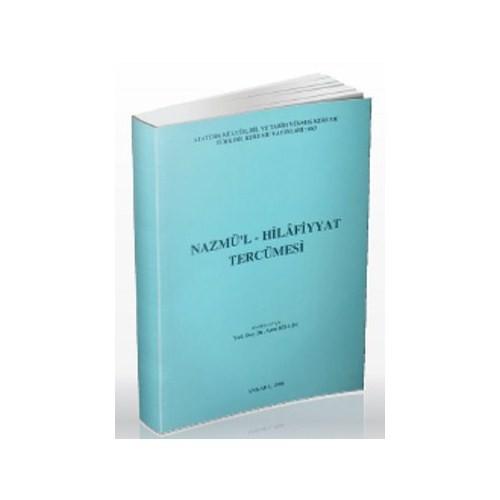 Nazmü'l-Hılafiyyat Tercümesi